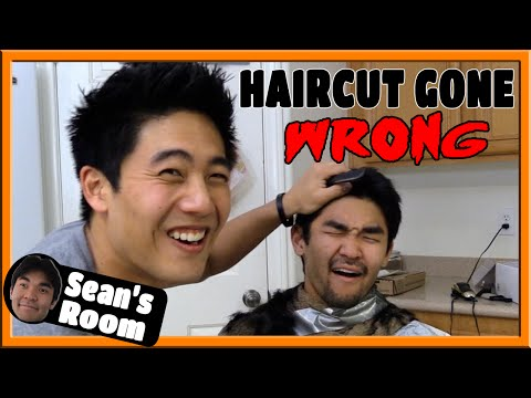 Haircut Gone Wrong! thumbnail
