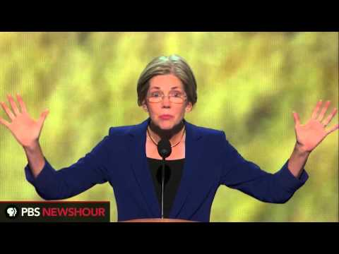 Elizabeth Warren: 'Americans Are Fighters' thumbnail
