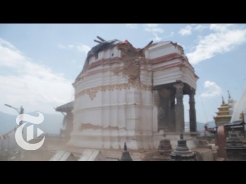 Nepal Earthquake 2015: Videos Capture Second Quake | The New York Times thumbnail