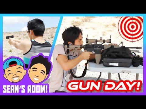 Shooting Real Guns! thumbnail