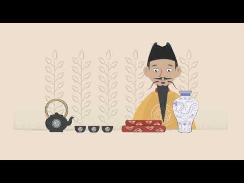 The history of tea - Shunan Teng thumbnail