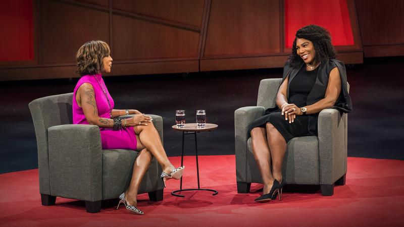 Serena Williams and Gayle King: On tennis, love and motherhood thumbnail