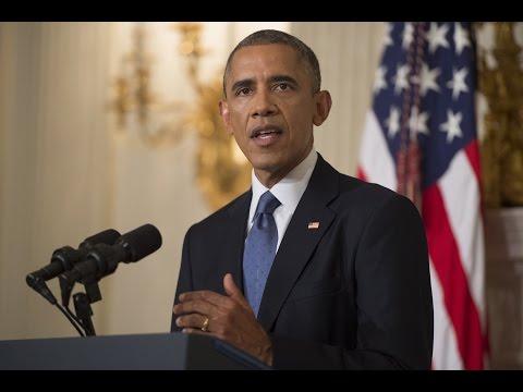 President Obama authorizes airstrikes on militants in Iraq thumbnail