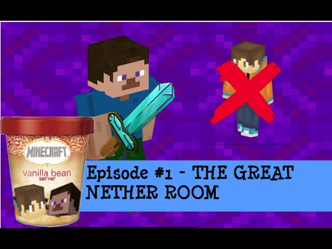 #1 | THE GREAT NETHER ROOM | Vanilla Bean Survival Server thumbnail