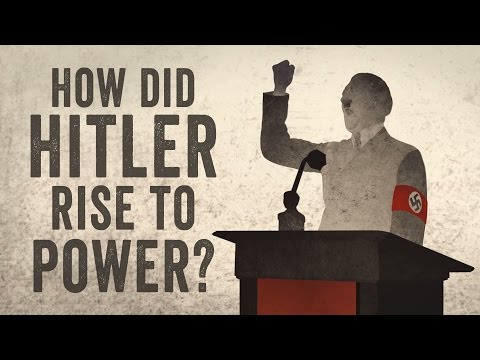 How did Hitler rise to power? - Alex Gendler and Anthony Hazard thumbnail