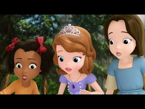 Sofia the First  Once Upon a Princess  Part 1  Full Movie