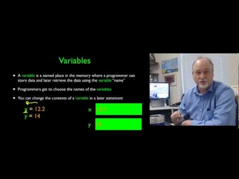 Python for Informatics: Chapter 2 - Expressions thumbnail