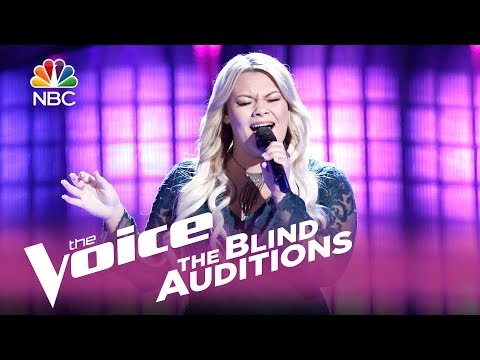 the voice 2017 blind audition ashland craft you are my sunshine