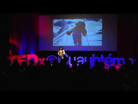 La montaña de tu vida | Elsa Avila | TEDxCuauhtémocMujeres thumbnail