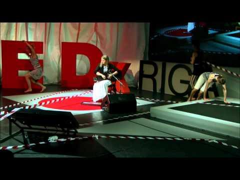 Moment of Improvisation | Laima Jansone | TEDxRiga thumbnail