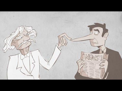 How false news can spread - Noah Tavlin thumbnail