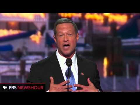 Maryland Gov. Martin O'Malley: President Obama Moving America 'Forward, Not Back' thumbnail