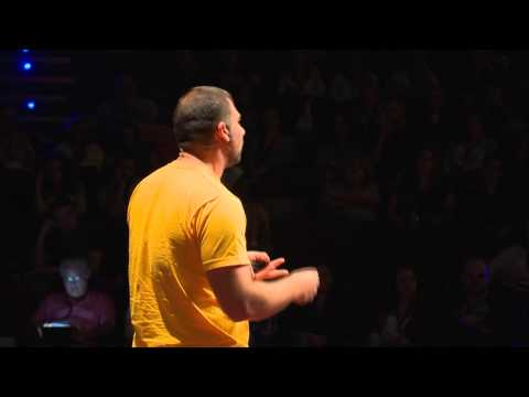 Fear of dying, or fear of living? | Achilleas Koukkides | TEDxNicosia thumbnail