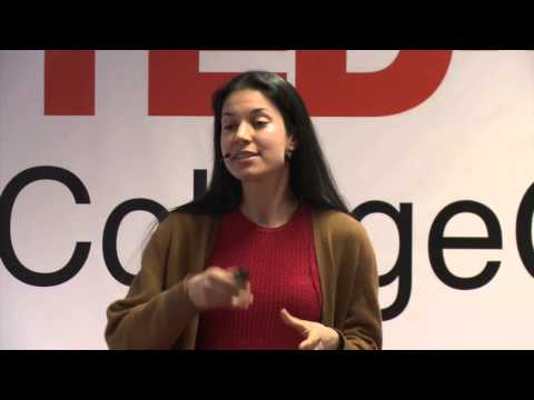 A pink sari for empowerment | Amana Fontanella-Khan | TEDxCollegeOfEurope thumbnail