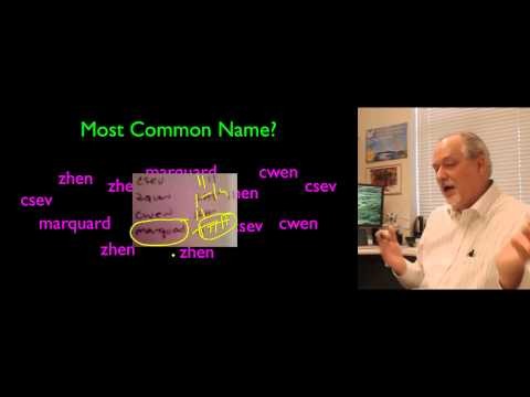Python for Informatics - Chapter 9 - Dictionaries thumbnail