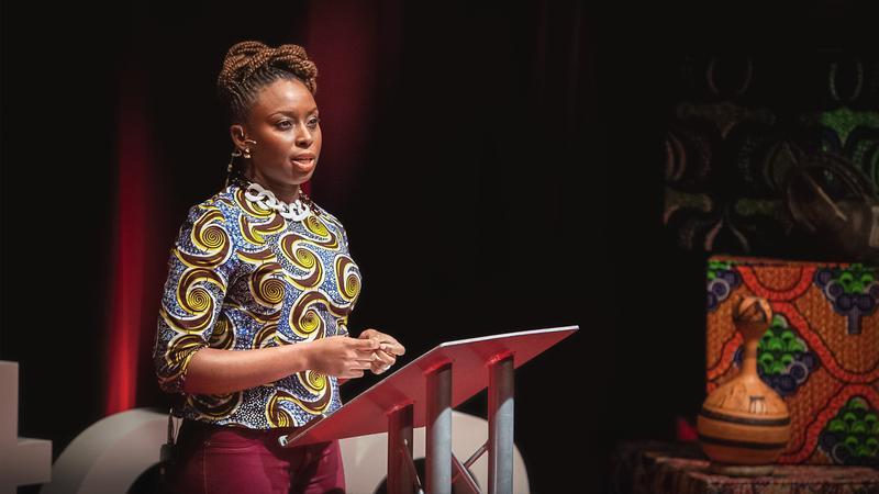 Chimamanda Ngozi Adichie: We should all be feminists thumbnail
