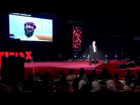 Robots, Collective Intelligence, and Participatory Governance: Nikolaos Mavridis at TEDxCarthage thumbnail