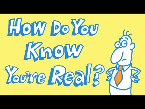 How do you know you exist? - James Zucker thumbnail