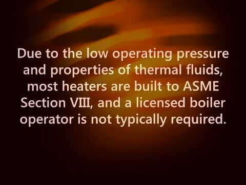 thermal fluid heating system pdf