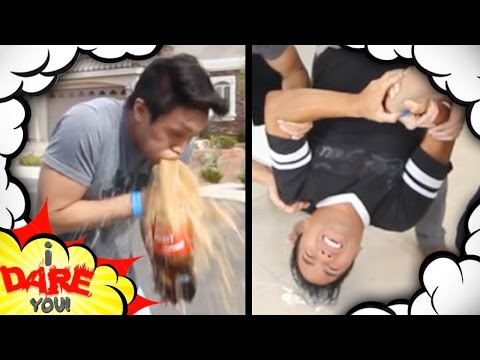 JUMPING ON LEGOS! (I Dare You ft. Dtrix & Green) thumbnail