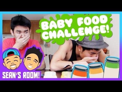 Baby Food Challenge! thumbnail