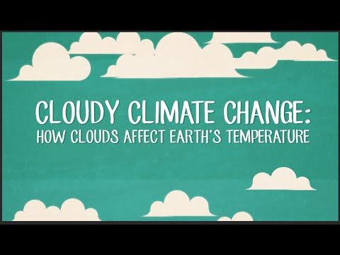 Cloudy climate change: How clouds affect Earth's temperature - Jasper Kirkby thumbnail