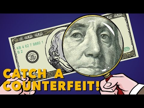 How to spot a counterfeit bill - Tien Nguyen thumbnail