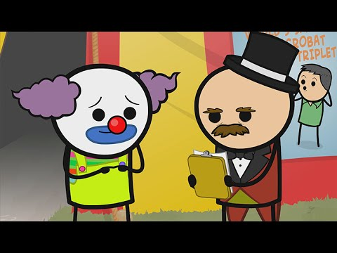 Clownterview - Cyanide & Happiness Shorts thumbnail