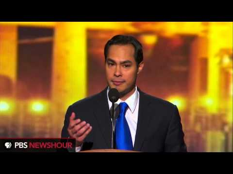 San Antonio Mayor Julián Castro: 'Opportunity Today, Prosperity Tomorrow.' thumbnail