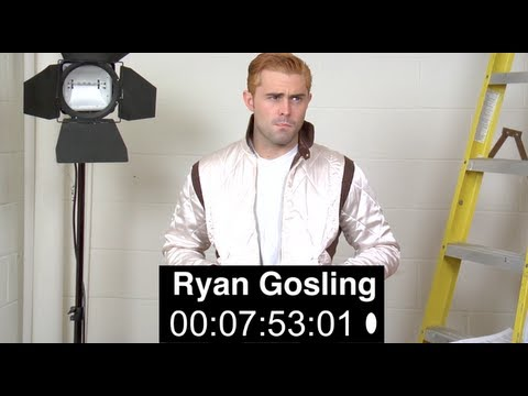 """AUDITION TAPE FROM """"DRIVE""""! w/ Ryan Gosling! thumbnail"""