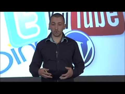 Demokratizálni a kreativitást   Péter Langmár   TEDxYouth@Budapest thumbnail