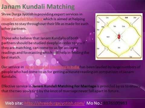janam kundali match making online