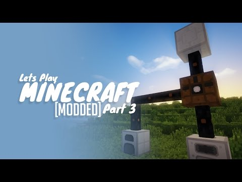 Modded Minecraft :: Part 3 :: Solar Power & Ore Duplication! thumbnail