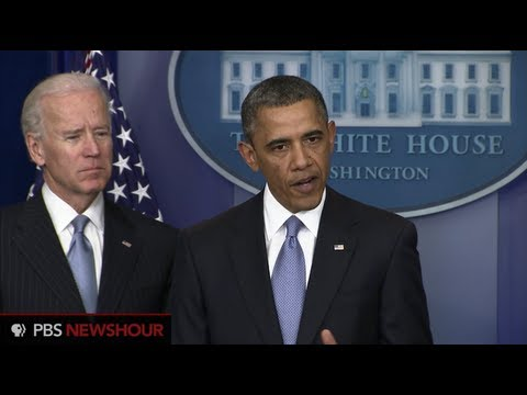 Obama Praises House Vote on Fiscal Cliff thumbnail