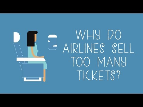 Why do airlines sell too many tickets? - Nina Klietsch thumbnail