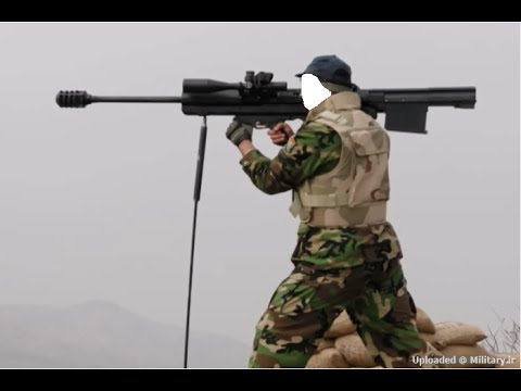 iran unveils it 39 s new 20mm anti helicopter rifle with. Black Bedroom Furniture Sets. Home Design Ideas