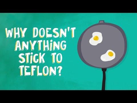 Why doesn't anything stick to Teflon? - Ashwini Bharathula thumbnail