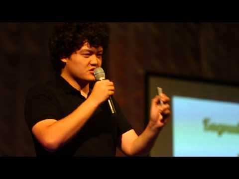 Дэлхийн манлайлал Монголоос   Эрдэнэсайхан Амарсайхан   TEDxBagaToiruu thumbnail