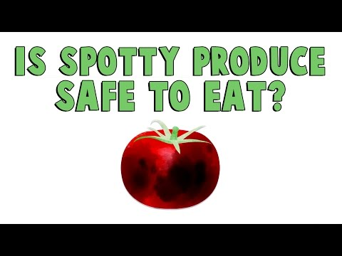 Are spotty fruits and vegetables safe to eat? - Elizabeth Brauer thumbnail