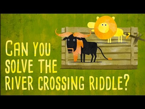 Can you solve the river crossing riddle? - Lisa Winer thumbnail