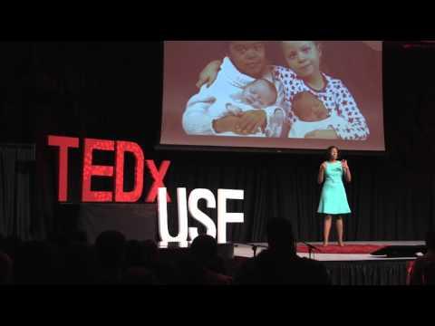 The Color of Love | Elizabeth Hordge-Freeman | TEDxUSF thumbnail