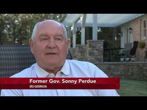 Two newcomers vie for Georgia's open Senate seat thumbnail