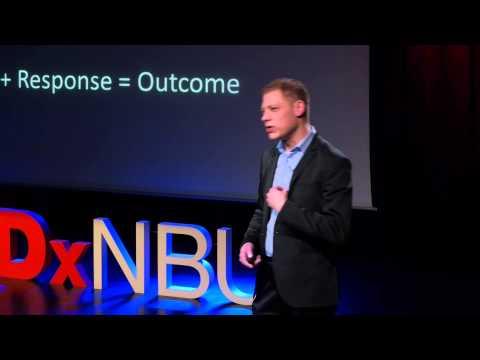 Nothing is impossible | Robert van der Wolk | TEDxNBU thumbnail