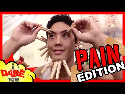 I Dare You: Pain Edition! thumbnail