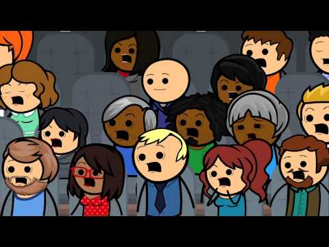 Public Speaking - Cyanide & Happiness Shorts thumbnail