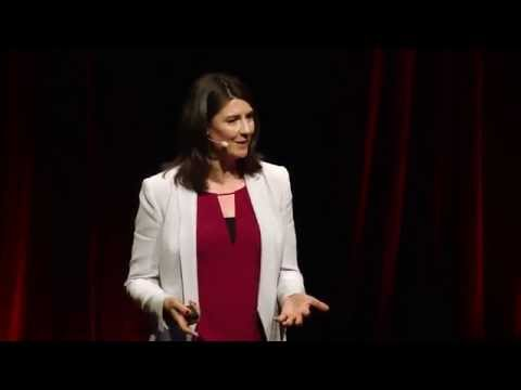 Warning: Being positive is not for the faint hearted! | Lea Waters | TEDxMelbourne thumbnail