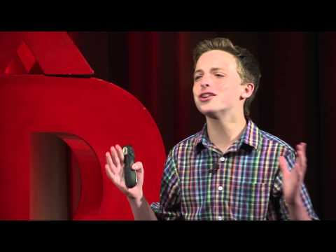 14 Year Old Starts Movement to Touch the Lives of the Elderly | Jacob Cramer | TEDxYouth@Cincinnati thumbnail