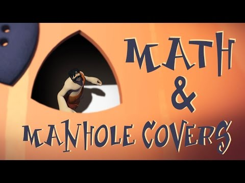 Why are manhole covers round? - Marc Chamberland thumbnail