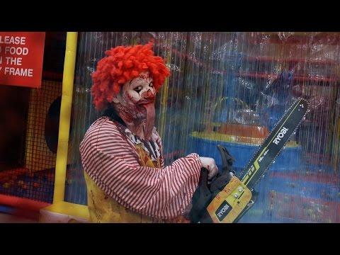 Ronald McDonald Playground Slaughter! thumbnail