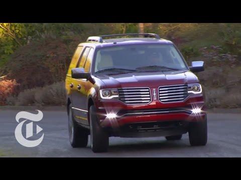 2015 Lincoln Navigator | Driven: Car Review | The New York Times thumbnail